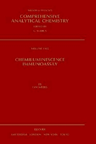 Chemiluminescence Immunoassay - 1st Edition - ISBN: 9780444890351, 9780080934242
