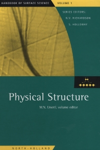 Physical Structure, 1st Edition,W.N. Unertl,ISBN9780444890368
