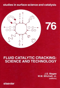 Fluid Catalytic Cracking - 1st Edition - ISBN: 9780444890375, 9780080887685