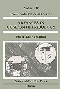 Cover image for Advances in Composite Tribology