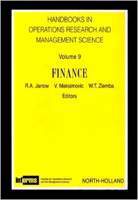 Finance - 1st Edition - ISBN: 9780444890849, 9780080934266