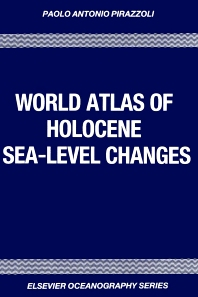 Cover image for World Atlas of Holocene Sea-Level Changes