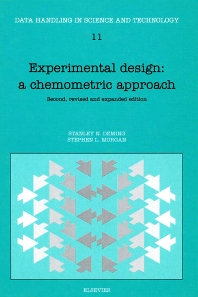 Experimental Design: A Chemometric Approach, 2nd Edition,S.N. Deming,S.L. Morgan,ISBN9780444891112