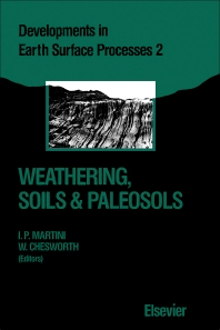 Cover image for Weathering, Soils & Paleosols