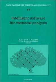 Cover image for Intelligent Software for Chemical Analysis