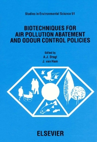 Cover image for Biotechniques for Air Pollution Abatement and Odour Control Policies