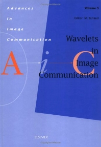 Cover image for Wavelets in Image Communication