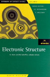Cover image for Electronic Structure