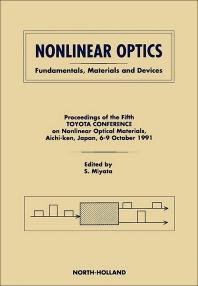 Nonlinear Optics - 1st Edition - ISBN: 9780444893048, 9780444596741