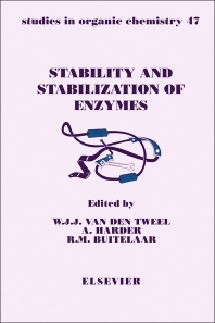 Cover image for Stability and Stabilization of Enzymes