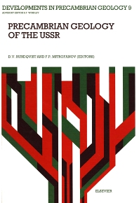 Precambrian Geology of the USSR - 1st Edition - ISBN: 9780444893802, 9780080869087