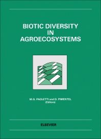 Cover image for Biotic Diversity in Agroecosystems