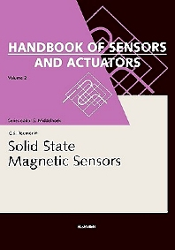 Solid State Magnetic Sensors, 1st Edition,C.S. Roumenin,ISBN9780444894014
