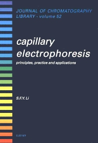 Capillary Electrophoresis - 1st Edition - ISBN: 9780444815903, 9780080933122
