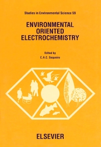 Environmental Oriented Electrochemistry - 1st Edition - ISBN: 9780444894564, 9780080875187