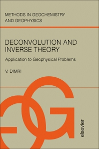 Deconvolution and Inverse Theory - 1st Edition - ISBN: 9780444894939, 9781483291376