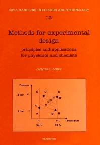 Methods for Experimental Design - 1st Edition - ISBN: 9780444895295, 9780080868394
