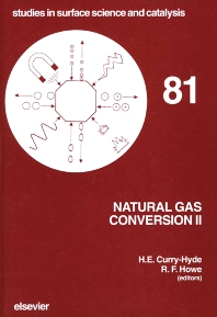Cover image for Natural Gas Conversion II