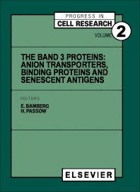 The Band 3 Proteins - 1st Edition - ISBN: 9780444895479, 9780444599834