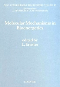 Cover image for Molecular Mechanisms in Bioenergetics