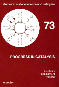 Cover image for Progress in Catalysis