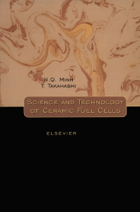 Cover image for Science and Technology of Ceramic Fuel Cells