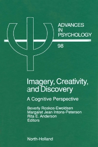 Cover image for Imagery, Creativity, and Discovery