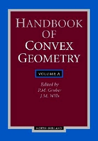 Handbook of Convex Geometry, 1st Edition,Gerard Meurant,ISBN9780444895967