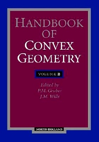 Handbook of Convex Geometry, 1st Edition,UNKNOWN AUTHOR,ISBN9780444895974