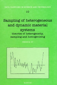 Cover image for Sampling of Heterogeneous and Dynamic Material Systems