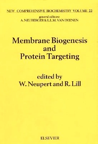 Cover image for Membrane Biogenesis and Protein Targetting