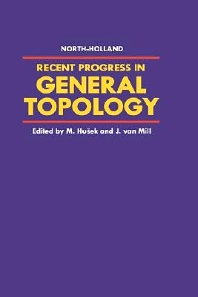 Cover image for Recent Progress in General Topology