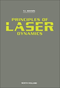 Principles of Laser Dynamics - 1st Edition - ISBN: 9780444896964, 9780444598875