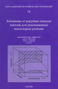 Robustness of Analytical Chemical Methods and Pharmaceutical Technological Products - 1st Edition - ISBN: 9780444897091, 9780080540634