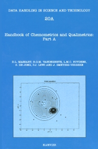 Handbook of Chemometrics and Qualimetrics, 1st Edition, Massart,ISBN9780444897244