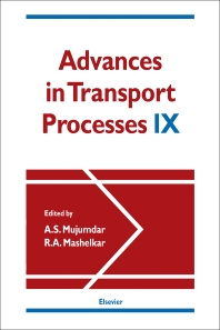 Cover image for Advances in Transport Processes