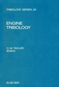 Cover image for Engine Tribology