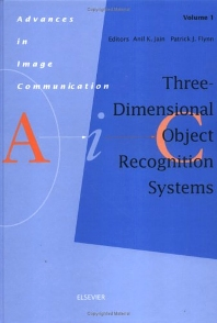Cover image for Three-Dimensional Object Recognition Systems