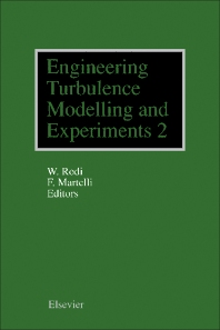 Cover image for Engineering Turbulence Modelling and Experiments - 2