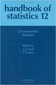 Cover image for Environmental Statistics