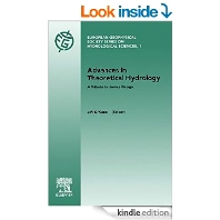 Book Series: Advances in Theoretical Hydrology