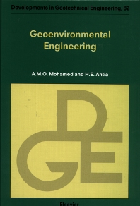 Geoenvironmental Engineering - 1st Edition - ISBN: 9780444898470, 9780080532448