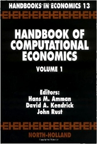 Handbook of Computational Economics - 1st Edition - ISBN: 9780444898579, 9780080934518