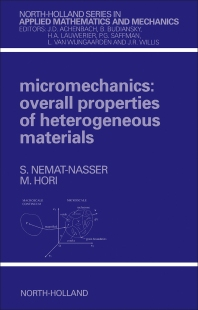 Micromechanics - 1st Edition - ISBN: 9780444898814, 9781483291512