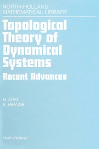 Cover image for Topological Theory of Dynamical Systems