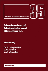 Cover image for Mechanics of Materials and Structures