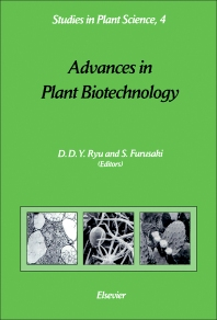 Advances in Plant Biotechnology - 1st Edition - ISBN: 9780444899392, 9780444599407
