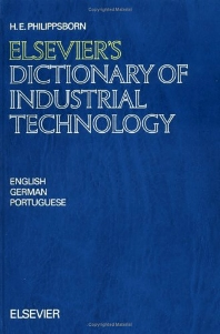 Elsevier's Dictionary of Industrial Technology - 1st Edition - ISBN: 9780444899453, 9780080934532