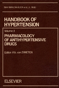 Cover image for Pharmacology of Antihypertensive Drugs