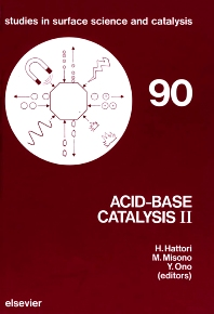 Cover image for Acid-Base Catalysis II